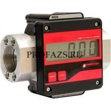 Gespasa MGE 250 счетчик электронный учета дизельного топлива  масла