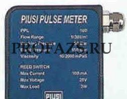 Piusi K400 - Импульсный счетчик