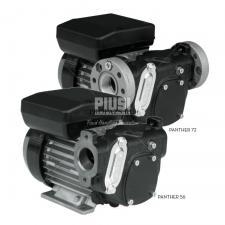 Piusi Panther 56 - Роторный самозаправляющийся объемный шиберный электронасос