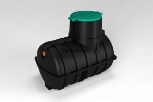 Емкость подземная «Rostok» U 3000 литров