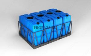 Кассета стандартная (SK 2000 литров x 4 шт.)