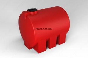 Емкость КАС 5000 литров ЭВГ с откидной крышкой