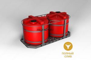 Кассета универсальная транспортная (КАС 5000 литров ТН x 2 шт.)