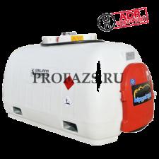 Hippotank 960 ДТ, электронасос 220В - 50 л/мин, 5 м шланг, цифровой счётчик, пистолет-автомат