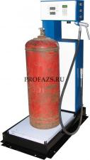 УНСГ-01 - Колонка для заправки бытовых балолонов