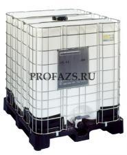 Еврокуб 1000 литров, новый , поддон - сталь , Greif