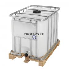 Еврокуб 1000 литров, новый , крышка DN 225 , WERIT