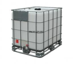 Еврокуб 1000 литров, новый , поддон - пластик , SCHUTZ
