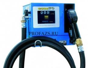 Cube 70 DC 24/12V - Заправочный модуль дизельного топлива