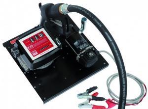 ST ByPass 3000/12V K33 A60 - Перекачивающая станция для дизельного топлива с расходомером и пистолетом