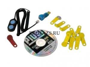 Набор ключей и программного обеспечения для SELF SERVICE\CUBE 10 пользовательских ключей, 1 мастер к