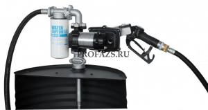 Насос для бензина DRUM EX50 12V ATEX /AUTO/F/4MT/CABLE