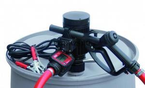 Pico 230 A - Бочковой комплект для раздачи дизельного топлива, антифриза, воды.