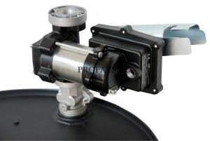 Насос для бензина с креплением под бочку Kit Drum EX50 12V DC