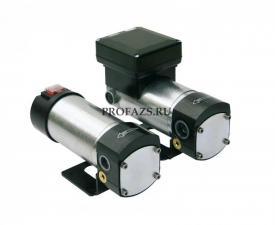 Viscomat DC 60/2 24V DC - Электрический шиберный насос для масла с вязкостью до 2000 мм2/с