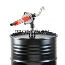 Высокопроизвордительный ручной насос для ДТ и масла с рукавом