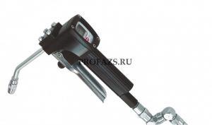 Greaster - пистолет со счетчиком для смазки