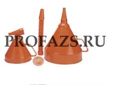 Пластиковое гибкое удлинение для мерных емкостей