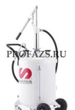Ручной маслораздатчик без расходомера, 70 л