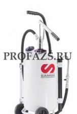 Ручной маслораздатчик с расходомером, 25 л