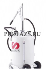 Ручной маслораздатчик с расходомером, 70 л