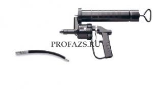 Пневматический насос для консистентной смазки объемом 500 см3