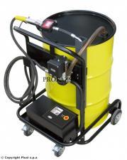 Viskotroll 120/1 - Электрический топливораздаточный комплекс с реле давления