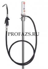 Комплект для перекачки масла с насосом PM 2 со счетчиком для бочек 205 л