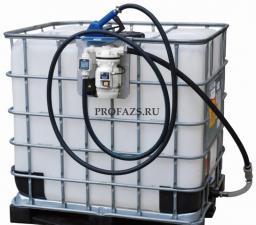 SuzzaraBlue Pro K24 ex- Перекачивающей блок для перекачки жидкости AdBlue (нижнее подключение)