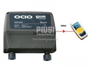 Ocio GSM Quad band система контроля уровня топлива